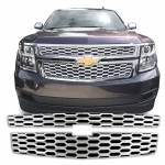 Grille Overlays - Chevrolet