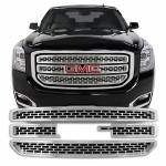 Grille Overlays - GMC