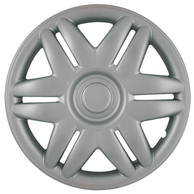 """20515S 2000-2001 TOYOTA CAMRY 15"""" SILVER OEM REPLICA HUBCAP WHEEL COVERS"""