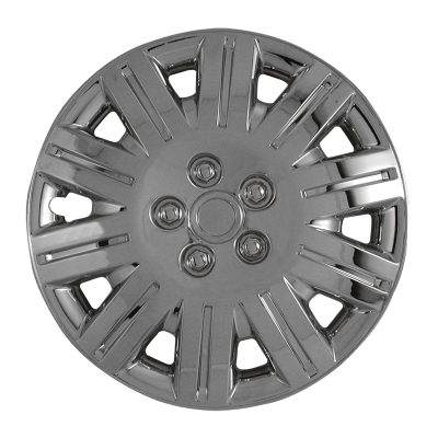 """41915S 2005-2007 CHRYSLER TOWN AND COUNTRY 15"""" SILVER OEM REPLICA HUBCAP WHEEL COVERS"""