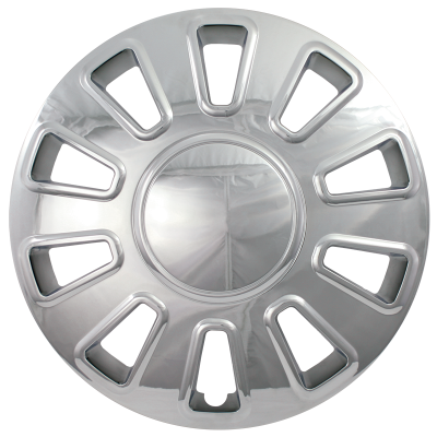 """IWC43317S 2006-2011 FORD CROWN VICTORIA 17"""" SILVER OEM REPLICA HUBCAP WHEEL COVERS"""