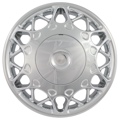 """44115S 1997-2005 Buick Century Silver OEM Replica WheelCover 15"""" set of four"""