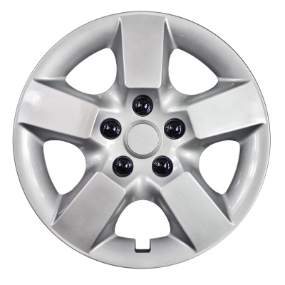 """44316S 2008-2015 NISSAN ROGUE 16"""" SILVER OEM REPLICA HUBCAP WHEEL COVERS"""