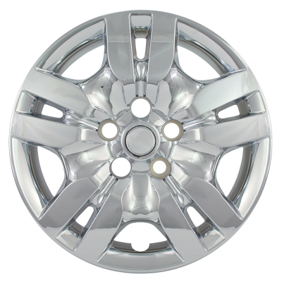 "45516C 2009-2012 NISSAN ALTIMA 16"" CHROME OEM REPLICA HUBCAP WHEEL COVERS"
