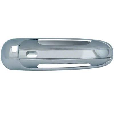 2002-2008 Dodge Ram CCI Chrome Door Handle Covers