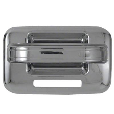 2004-2014 Ford F150 CCI Chrome Door Handle Covers