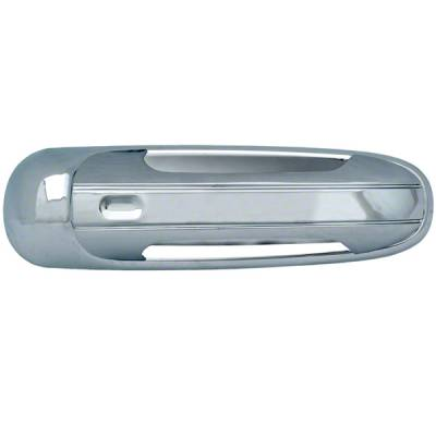 2005-2011 Dodge Dakota CCI Chrome Door Handle Covers