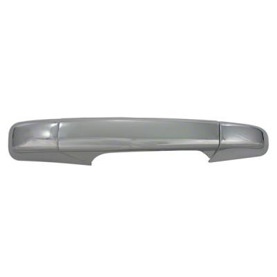 2007-2013 CHEVROLET SILVERADO 2500-3500 CHROME DOOR HANDLE COVERS