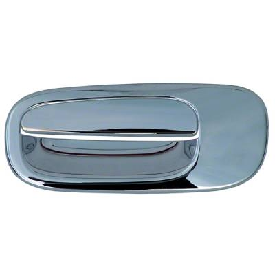 2008-2010 Dodge Challenger CCI Chrome Door Handle Covers