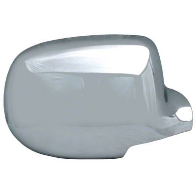 2000-2006 Chevrolet Tahoe Chrome CCI Mirror Covers