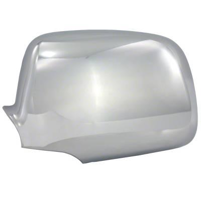 2004-2012 Chevrolet Colorado CCI Chrome Mirror Covers
