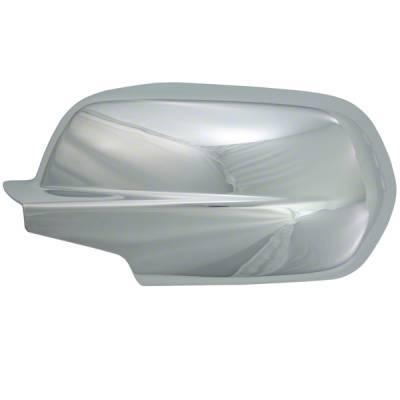 CCI - 2007-2011 Honda CR-V CCI Chrome Mirror Covers