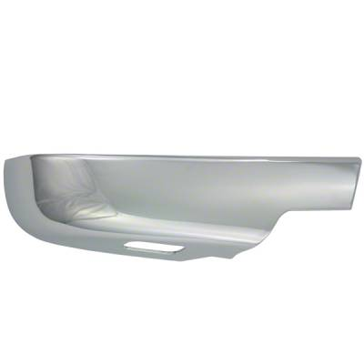 CCI - 2007-2014 GMC Yukon Chrome Mirror Covers