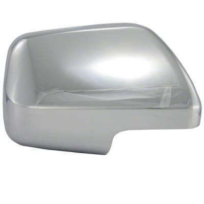 2008-2010 Mazda Tribute Chrome Mirror Covers