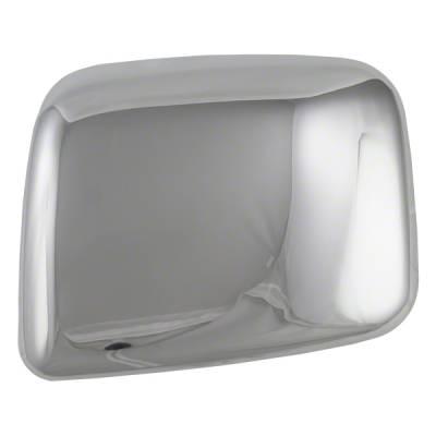 2008-2015 Nissan Titan CCI Chrome Mirror Covers