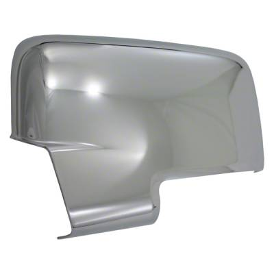 2009-2012 Dodge Ram 1500 CCI Chrome Mirror Covers