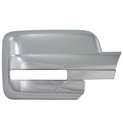 CCI - 2009-2014 Ford F150 CCI Chrome Mirror Covers