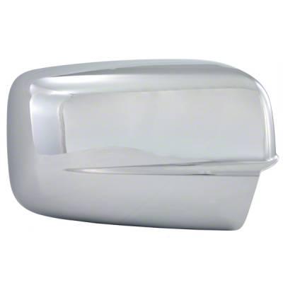2009-2016 Dodge Ram 1500 CCI Chrome Mirror Covers
