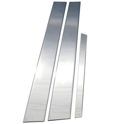2007-2012 Nissan Altima 4DR CCI Pillar Post Covers