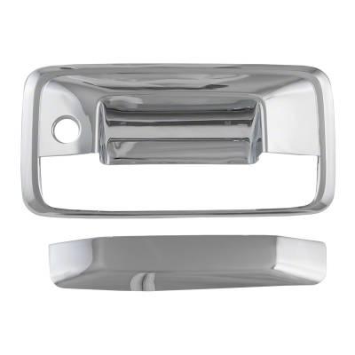 CCI - 2014-2017 Chevrolet Silverado CCI Tail Gate Handle Cover