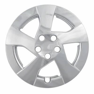 """CCI - Chrome OE Replica WheelCover 15"""" 10-11 Toyota Prius"""