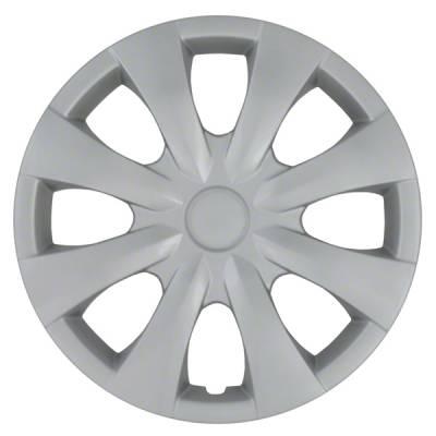 """CCI - Chrome OE Replica WheelCover 15"""" 10-11 Toyota Corolla"""