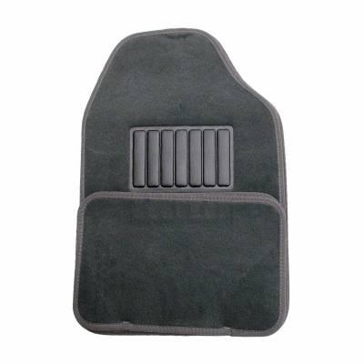 CCI - Universal Value FloorMat 4 Piece Dark Charcoal Set