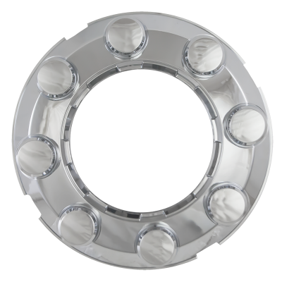 FRONT PAIR 4WD 1999-2004 Ford F350 CCI OEM Replacement Center Caps