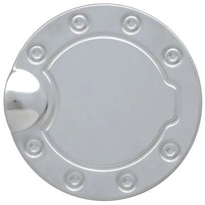 2007-2013 GMC Sierra CCI Gas Door Cover