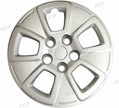"46915S 2010-2013 KIA SOUL 15"" SILVER OEM REPLICA HUBCAP WHEEL COVERS"