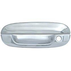 2005-2007 CALILLAC CTS CHROME DOOR HANDLE COVERS