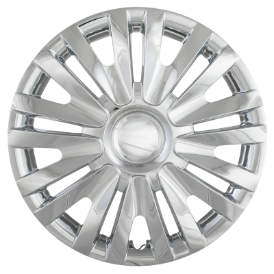 "Universal - 15 - CCI - 2010-2014 VOLKSWAGEN GOLF 15"" SILVER OEM REPLICA HUBCAP WHEELCOVERS"
