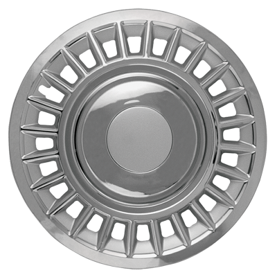 "Ford - Crown Victoria - CCI - 1998-2002 CROWN VICTORIA 16"" CHROME OEM REPLICA HUBCAP WHEEL COVERS"