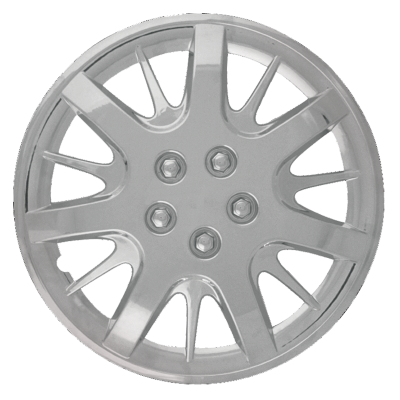 "Chevrolet - Impala - CCI - 2000-2011 CHEVROLET IMPALA / MONTE CARLO 16"" CHROME OEM REPLICA HUBCAP WHEEL COVERS SET OF FOUR IWC18916C"