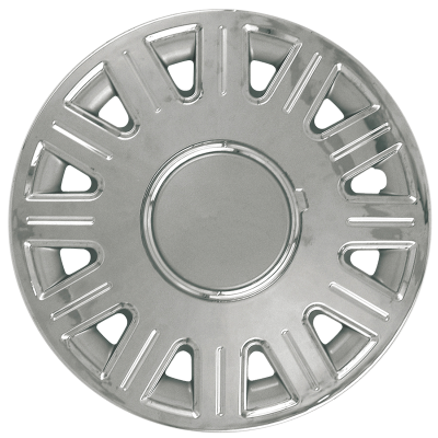 "Ford - Crown Victoria - CCI - 2003-2008 FORD CROWN VICTORIA 16"" CHROME OEM REPLICA HUBCAP WHEEL COVERS"