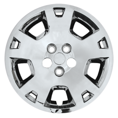 """Dodge - Charger - CCI - 2006-2007 DODGE CHARGER 17"""" CHROME OEM REPLICA HUBCAP WHEEL COVERS"""