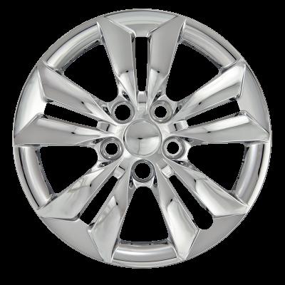"Hyundai - Sonata - CCI - 2011-2014 HYUNDAI SONATA 16"" CHROME OEM REPLICA HUBCAP WHEEL COVERS"