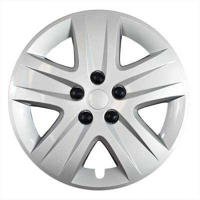 "Chevrolet - Impala - CCI - 2010-2011 CHEVROLET IMPALA 17"" SILVER HUBCAP WHEEL COVER SET OF FOUR IWC46517S"