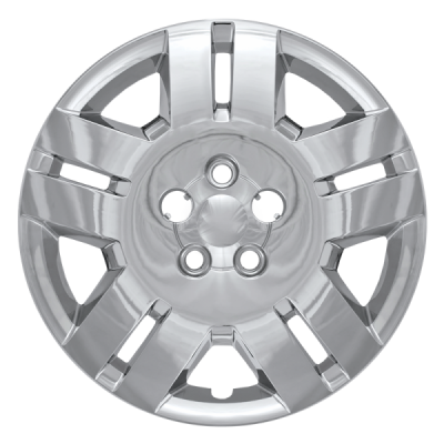 "Dodge - Avenger - CCI - 2011-2014 DODGE AVENGER 17"" CHROME OEM REPLICA HUBCAP WHEEL COVERS"