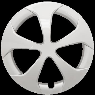 "Toyota - Prius - CCI - 2012-2015 TOYOTA PRIUS 15"" SILVER OEM REPLICA HUBCAP WHEEL COVERS"