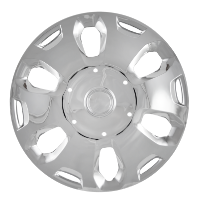 "Universal - 15 - CCI - 2010-2013 FORD TRANSIT CONNECT 15"" SILVER OEM REPLICA HUBCAP WHEEL COVERS"