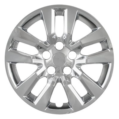 "Nissan - Altima - CCI - 2013-2018 NISSAN ALTIMA 16"" CHROME OEM REPLICA HUBCAP WHEEL COVERS"