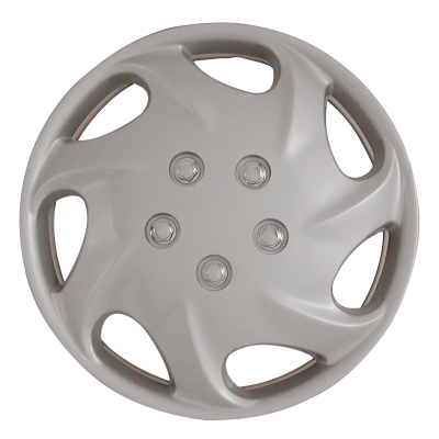 """Nissan - Altima - CCI - Silver OE Replica WheelCover 15"""" 98-99 Nissan Altima"""