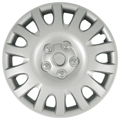 """Universal - 16 - CCI - 2002-2006 TOYOTA CAMRY SILVER 16"""" OEM REPLICA HUBCAP WHEEL COVERS"""