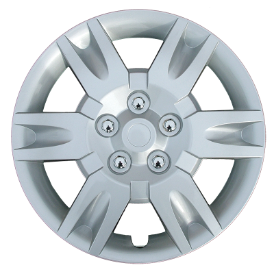 "Nissan - Altima - CCI - 2005-2006 NISSAN ALTIMA 16"" SILVER OEM REPLICA HUBCAP WHEEL COVERS"