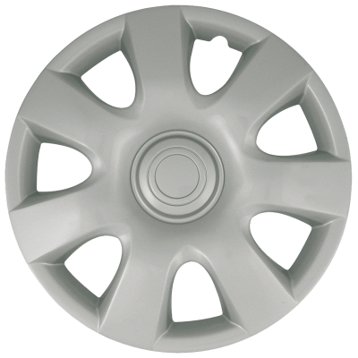"Universal - 15 - CCI - 2002-2004 TOYOTA CAMRY 15"" SILVER OEM REPLICA HUBCAP WHEEL COVERS"