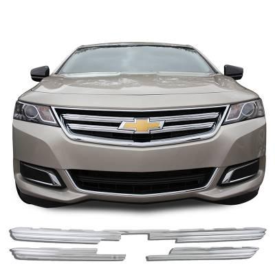 Chevrolet - Impala - CCI - Chrome Grille Overlay 14-17 Chevrolet Impala