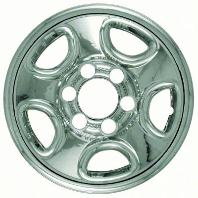 "Chevrolet - Astro - CCI - 2003-2007 CHEVROLET ASTRO 16"" CHROME WHEEL SKINS SET OF FOUR IMP08X"