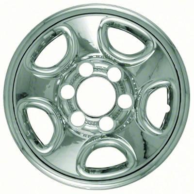 """Chevrolet - Silverado 1500 - CCI - 1999-2004 CHEVROLET SILVERADO 150016"""" CHROME WHEEL SKINS SET OF FOUR IMP08X"""