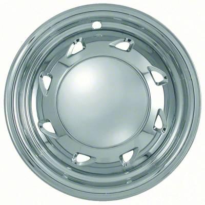 Chevrolet - Blazer - CCI - Chrome Wheel Skin 95-05 Chevrolet Blazer